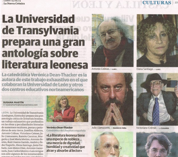 La Nueva Crónica. León. Universidad de Transylvania.